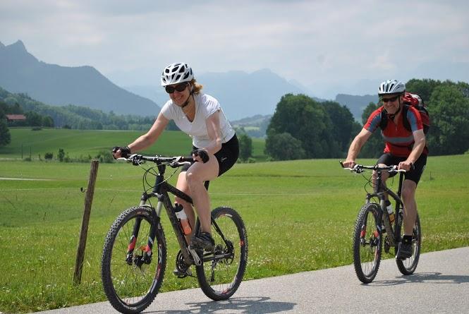 Rosenheimer Radmarathon - Tour I
