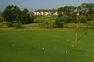 Golf Resort Black Stork