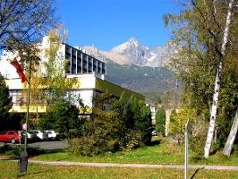 Hotel SOREA URÁN *** Tatranská Lomnica