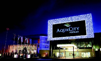 AquaCity Seasons *** Poprad