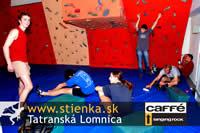 Stienka - Bouldering wall