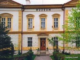 Podtatranske muzeum
