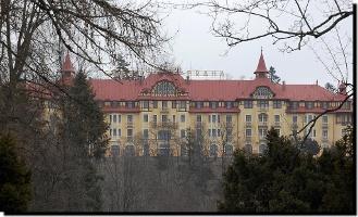Grand hotel Praha **** Tatranská Lomnica