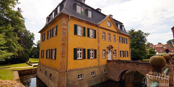 Wasserschloss Hartmannsdorf