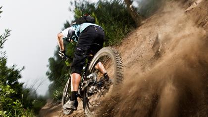 Actionreiche Bikeparks