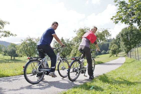 E-Bike-Tour: Zum Moosturm
