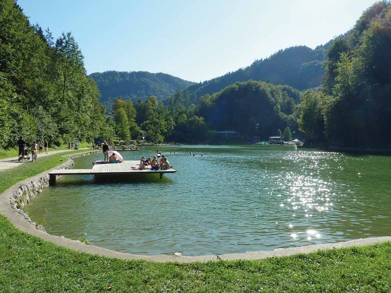 Rund um den Luegsteinsee