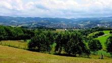 Mörlenbach: Bonsweiher-Wanderung - Aussichtsreiche Runde über dem Weschnitztal