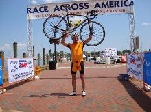 Herausforderung RAAM 2010