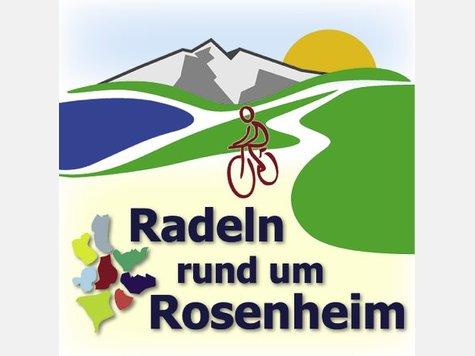 Radeln rund um Rosenheim - SUR Radweg (Rundweg Süd)