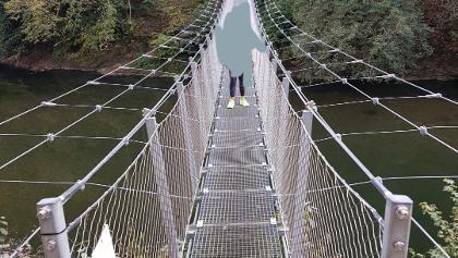 Hängebrücke seit 2019