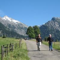 Wandern in Deutschland