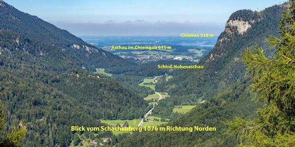 Blick vom Schachenberg