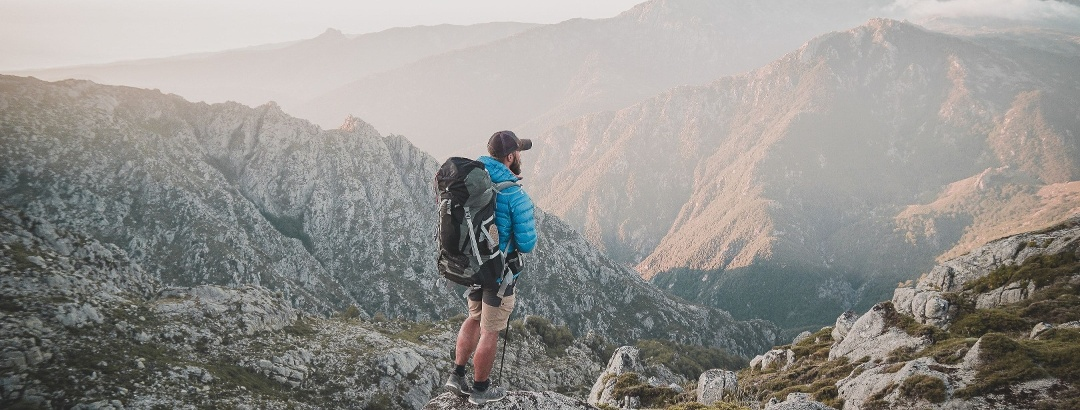 Fernwanderwege -  Auf der Suche nach sich selbst.