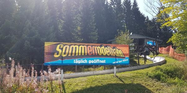 Sommerrodelbahn Mühlleithen