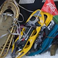 Neuer Wintersport-Trend: Schneeschuhe