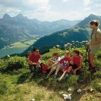 Auf der Berg-Tour