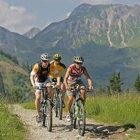 Rad & Mountainbike im Tannheimer Tal