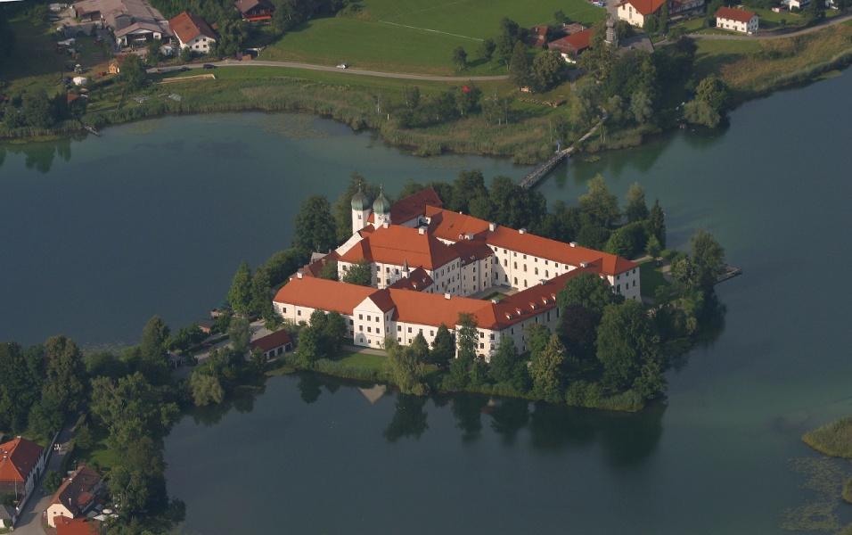 Kloster Tour zum Kloster Seeon