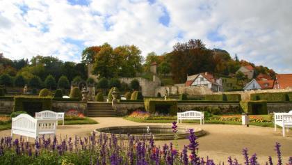 Barocker Garten Blankenburg