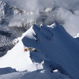 HC2 ~6100m, Korzhenevskaya