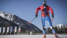 Loipe Biathlonzentrum 4B