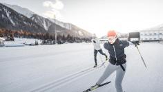 Loipe Biathlonzentrum 3B | WM 2020