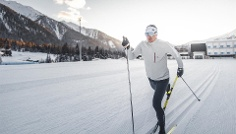 Loipe Biathlonzentrum 2B