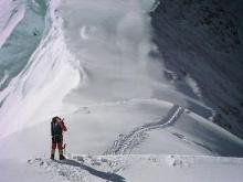 Der erste Zipfelbob auf dem Mount Everest