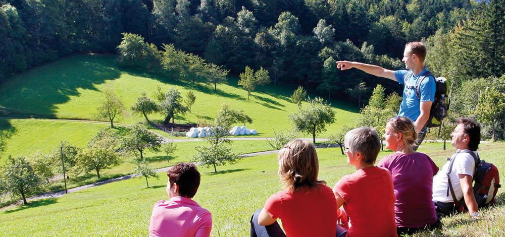 """Premiumwandern in Bad Peterstal-Griesbach:  Der  Schwarzwaldsteig - eine Tour für """"Weitblicker"""""""