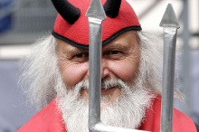 Der Teufel trägt Bart