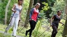 Nordic Walking Nagold - Blaue Strecke (für Anfänger)