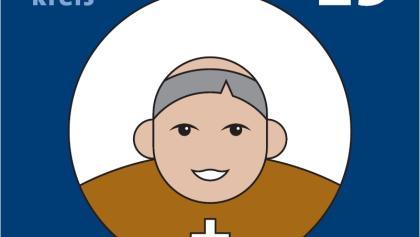 Franziskaner-Piktogramm