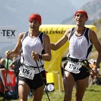 Team Salomon mit Spitzenergebnis beim Bergsprint