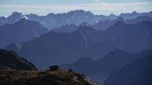 Malerische Bergwelten