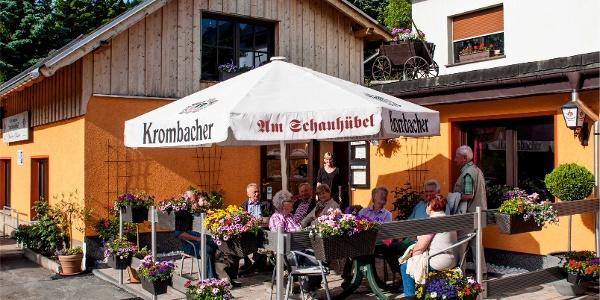 Restaurant Schauhübel Geising