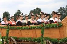 Traditionsreiche Leonhardi-Fahrten im Tölzer Land