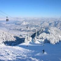 Skifahren auf dem Brauneck