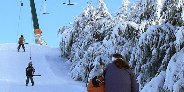 Zuflucht Skilift