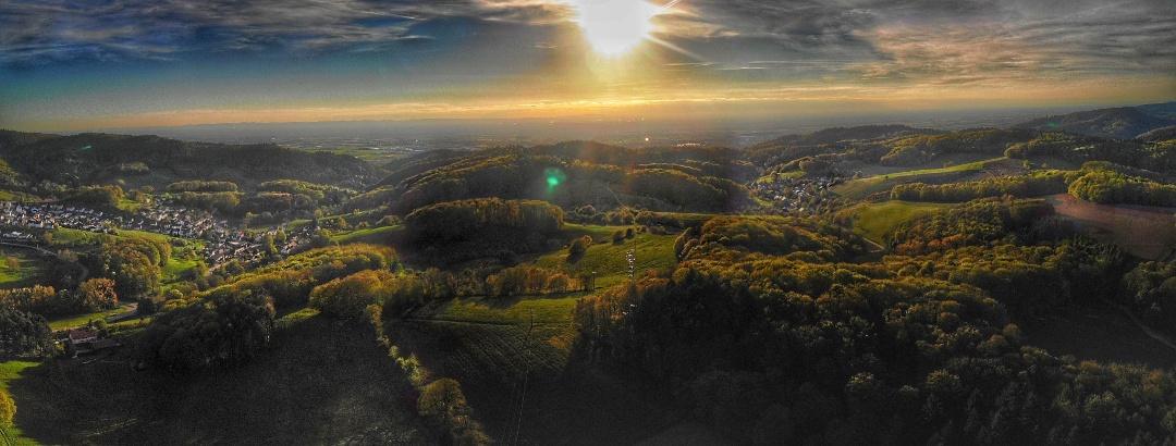Oberflockenbach im Odenwald
