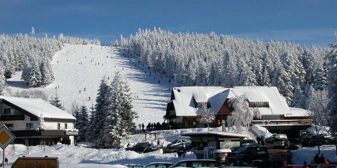 Hundseck Schwarzwald