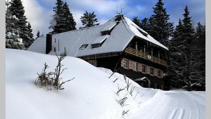 Die Darmstätter Hütte.