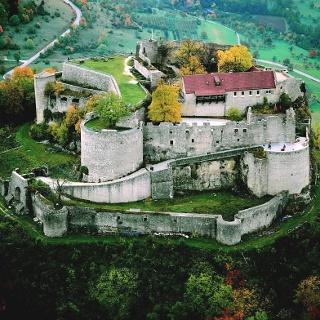 Burg Hohenneuffen.