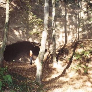 in der Wolfsschlucht