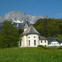 Wallfahrtskirche in Ettenberg