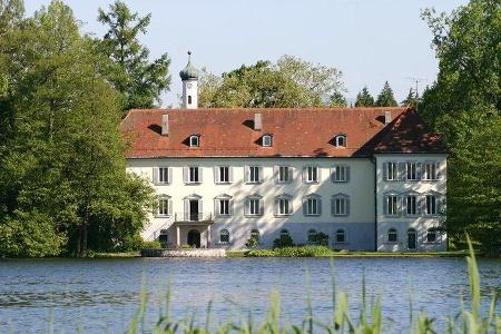 Schloss Hartmannsberg.
