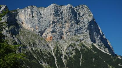 Untersberg-Südwände mit Rosslandersteig