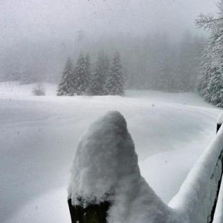 Winterwanderung im Chiemgau