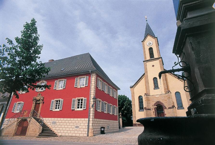 Bad Krozingen - Kleine Rundtour über die umliegenden Dörfer