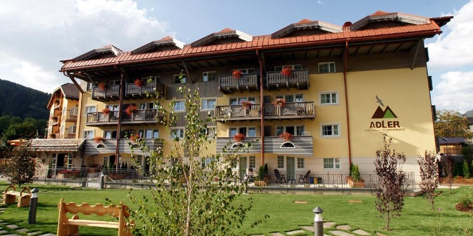 Adler family wellness clubresidence apart hotel hotel - Hotel moena piscina ...